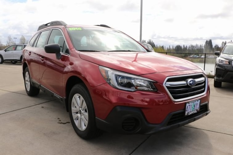 Certified Used 2018 Subaru Outback 2.5i SUV Salem OR