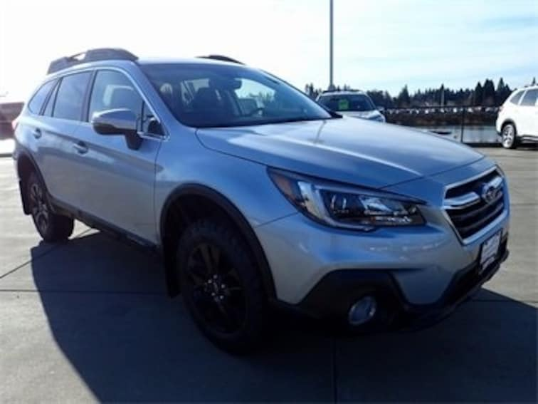 New 2019 Subaru Outback 2.5i Premium SUV in Salem OR