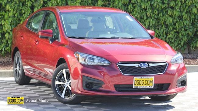 New 2019 Subaru Impreza 2.0i Premium Sedan For Sale/Lease San Jose, CA