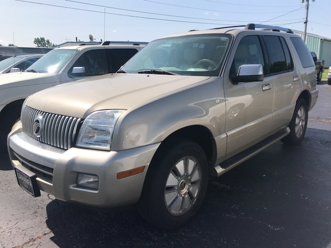 2006 Mercury Mountaineer Premier V8 SUV