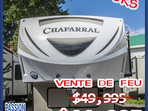 2017 CHAPARRAL CLF30BHS -