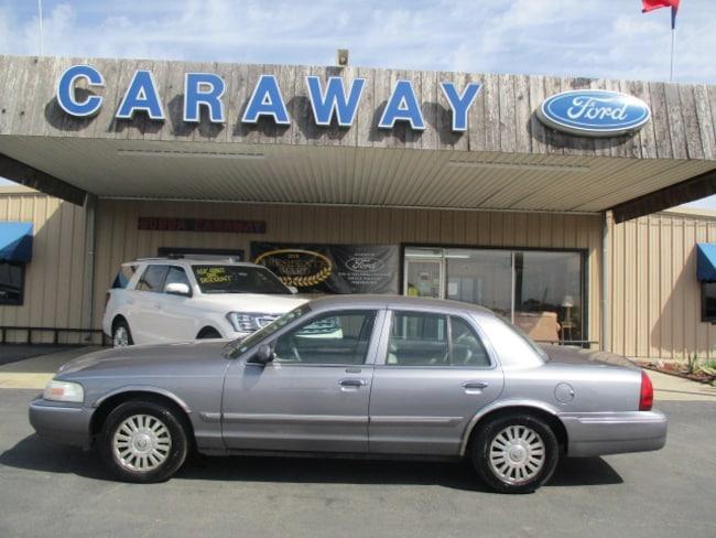 2006 Mercury Grand Marquis Sedan