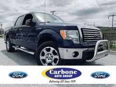 Used 2011 Ford F-150 XLT Crew Cab Pickup for sale in Bennington VT