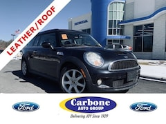 2009 MINI Cooper Clubman S 2dr Car