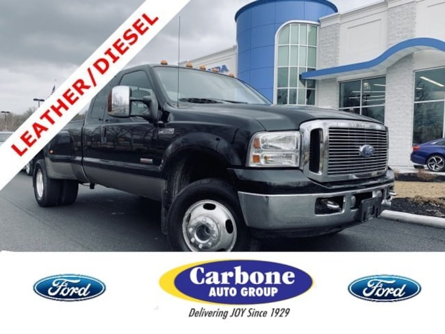 Used 2006 Ford Super Duty F-350 DRW Lariat Extended Cab Pickup fo sale in Bennington VT