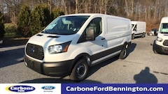 New 2018 Ford Transit-250 Base w/60/40 Pass-Side Cargo Doors Van in Bennington VT