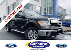 Used 2012 Ford F-150 XLT Crew Cab Pickup for sale in Bennington VT