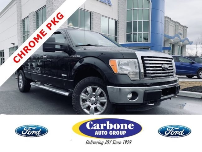 Used 2012 Ford F-150 XLT Crew Cab Pickup fo sale in Bennington VT