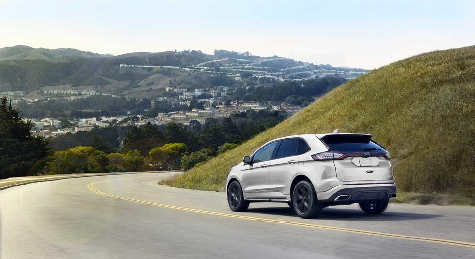 Ford Edge Reinvigorate