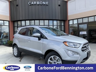 New 2019 Ford EcoSport SE SUV For sale in Bennington, VT