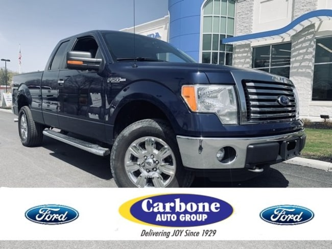 Used 2012 Ford F-150 XLT Extended Cab Pickup fo sale in Bennington VT