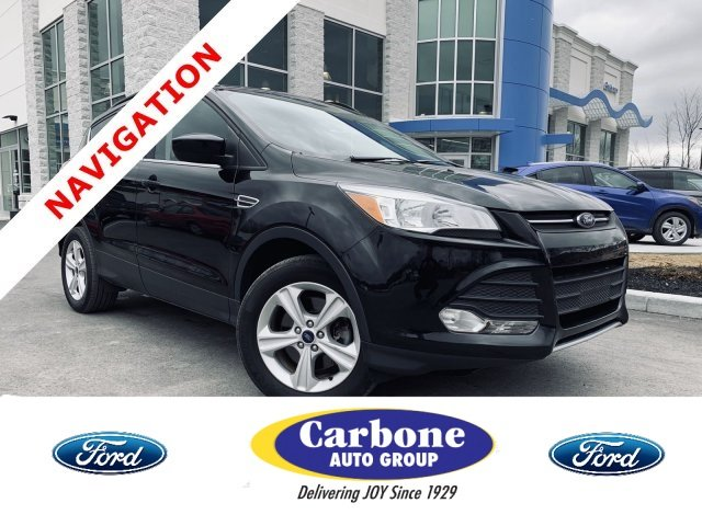 Used 2016 Ford Escape Se Sport Utility Shadow Black For Sale Rhcarbonefordbennington: Ford Escape Radio Volume Control At Gmaili.net