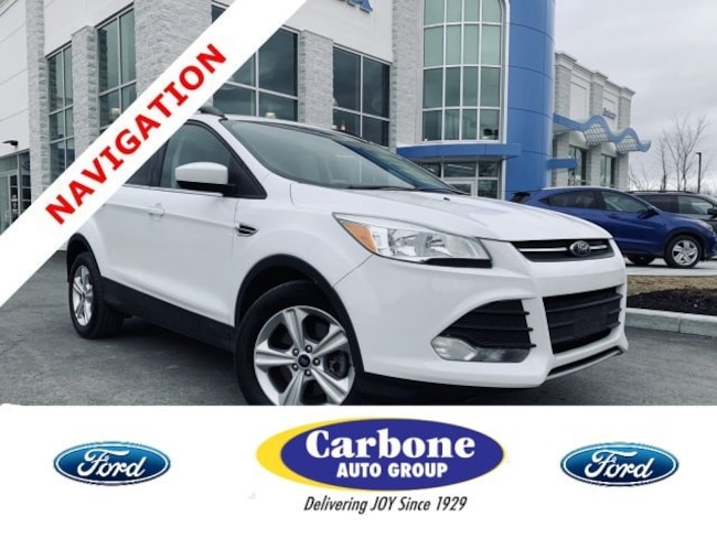 Used 2016 Ford Escape SE Sport Utility fo sale in Bennington VT