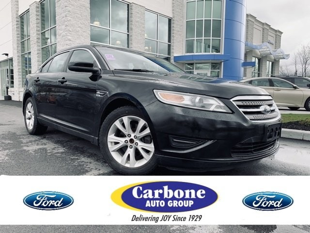 2012 Ford Taurus 4dr Car