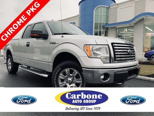 Used 2011 Ford F-150 XLT Extended Cab Pickup fo sale in Bennington VT