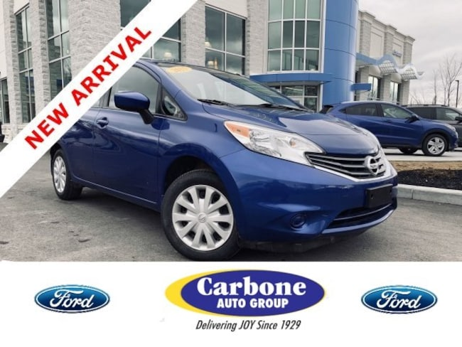 Used 2015 Nissan Versa Note S Hatchback in Bennington VT