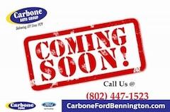 New 2018 Ford Taurus SEL Sedan in Bennington VT