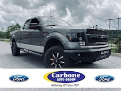 Used 2011 Ford F-150 FX4 Extended Cab Pickup for sale in Bennington VT