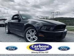 Used 2013 Ford Mustang V6 2dr Car for sale in Bennington VT
