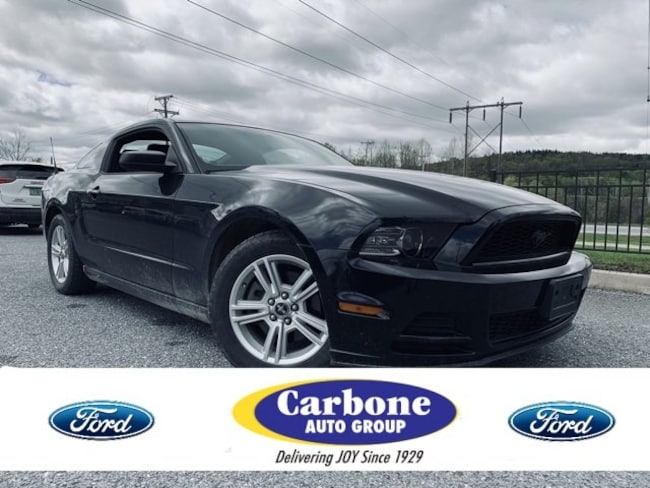 Used 2013 Ford Mustang V6 2dr Car fo sale in Bennington VT