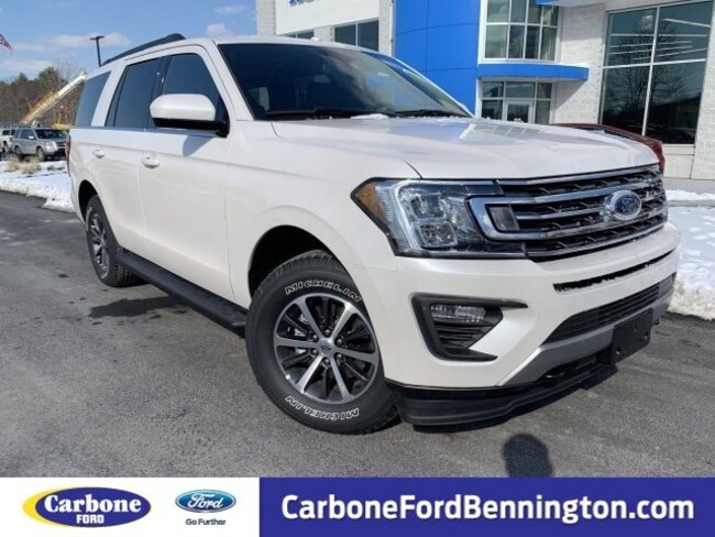 New 2019 Ford Expedition XLT SUV for sale in Bennington VT