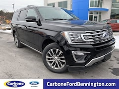 New 2018 Ford Expedition Limited SUV in Bennington VT