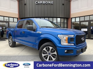 New 2019 Ford F-150 STX Truck SuperCrew Cab For sale in Bennington, VT