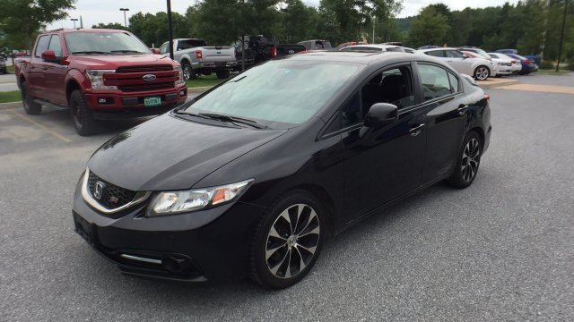2013 Honda Civic Si 4dr Car