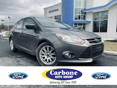 Used 2012 Ford Focus SE Hatchback Bennington, VT