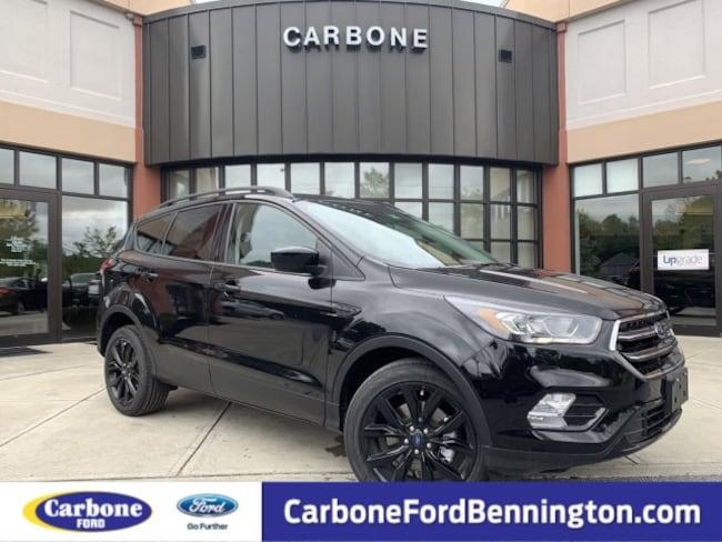 New 2019 Ford Escape SE SUV for sale in Bennington VT