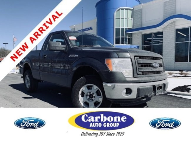 Used 2014 Ford F-150 XL Regular Cab Pickup fo sale in Bennington VT