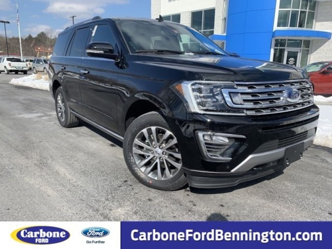 New 2018 Ford Expedition Limited SUV for sale in Bennington VT