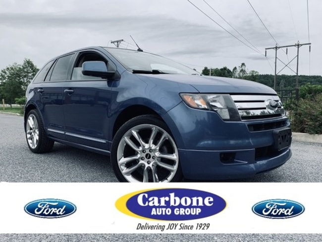 Used 2009 Ford Edge Sport Station Wagon fo sale in Bennington VT