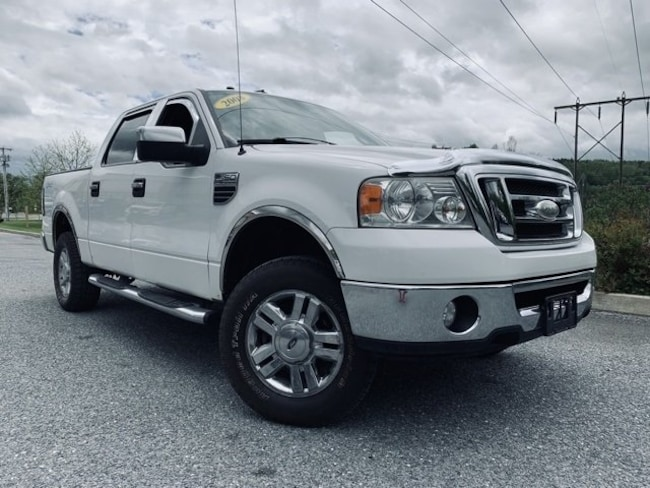 Used 2008 Ford F-150 XLT Crew Cab Pickup fo sale in Bennington VT