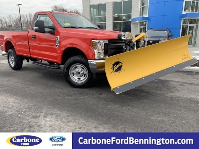 New 2019 Ford F-350 XL Truck Regular Cab for sale in Bennington VT
