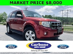 Used 2008 Ford Escape XLT Sport Utility for sale in Bennington VT