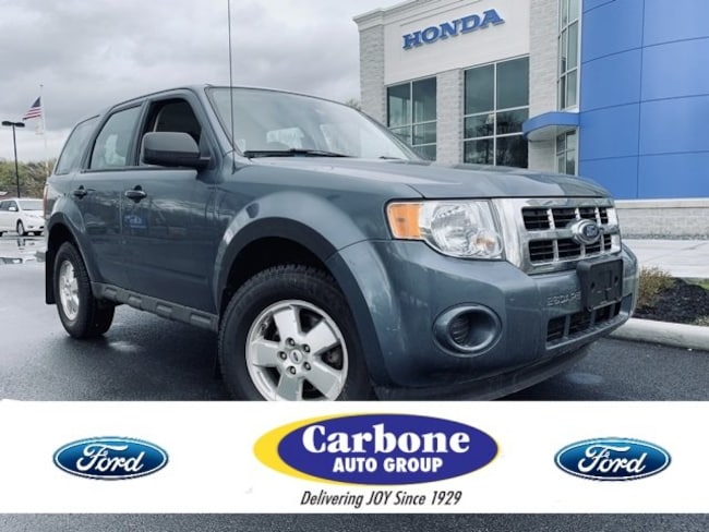 Used 2011 Ford Escape XLS Sport Utility fo sale in Bennington VT