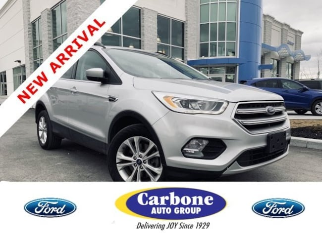 Used 2017 Ford Escape SE Sport Utility fo sale in Bennington VT
