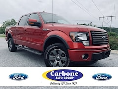 Used 2012 Ford F-150 FX4 Crew Cab Pickup Bennington, VT