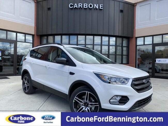 New 2019 Ford Escape SEL SUV for sale in Bennington VT