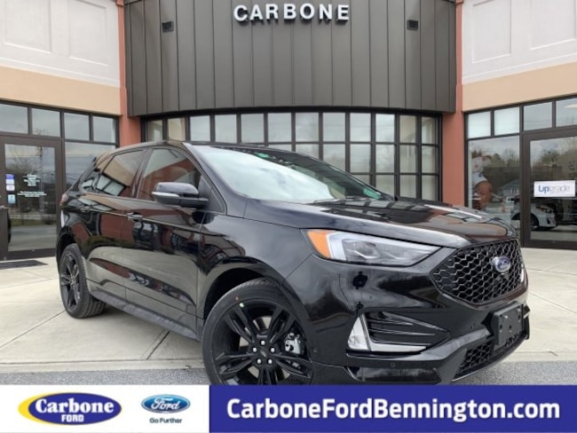 New 2019 Ford Edge ST SUV for sale in Bennington VT