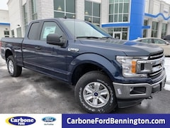 New 2019 Ford F-150 XLT Truck SuperCab Styleside in Bennington VT