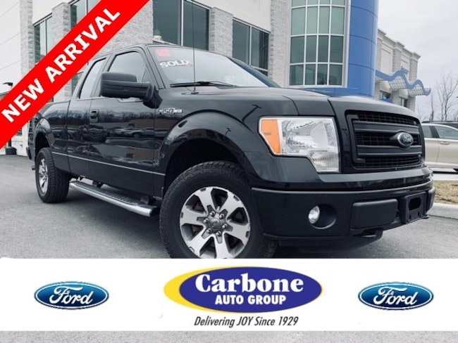 Used 2014 Ford F-150 STX Extended Cab Pickup fo sale in Bennington VT