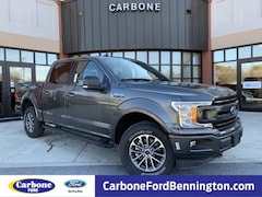 New 2019 Ford F-150 XLT Truck SuperCrew Cab in Bennington VT