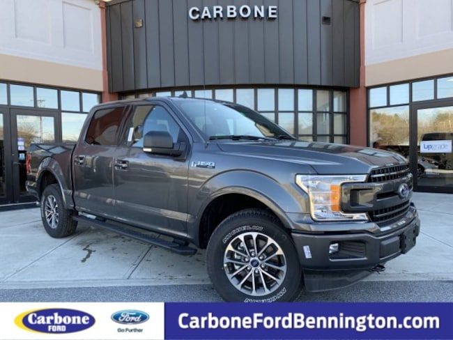 New 2019 Ford F-150 XLT Truck SuperCrew Cab for sale in Bennington VT