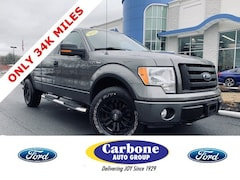 Used 2010 Ford F-150 FX4 Extended Cab Pickup Bennington, VT