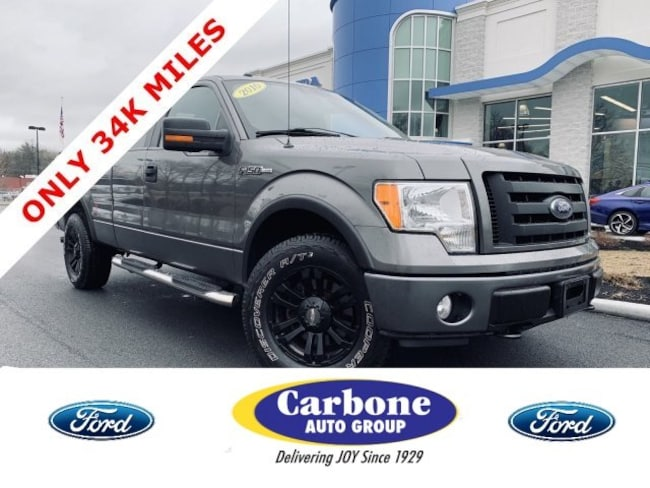 Used 2010 Ford F-150 FX4 Extended Cab Pickup fo sale in Bennington VT