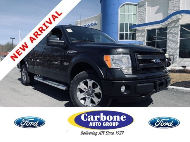 Used 2013 Ford F-150 STX Extended Cab Pickup fo sale in Bennington VT