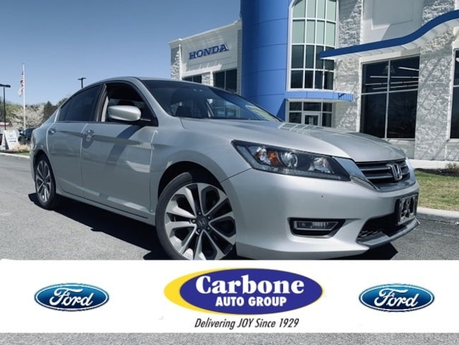 Used 2013 Honda Accord Sdn Sport 4dr Car fo sale in Bennington VT