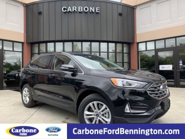 New 2019 Ford Edge SEL SUV for sale in Bennington VT